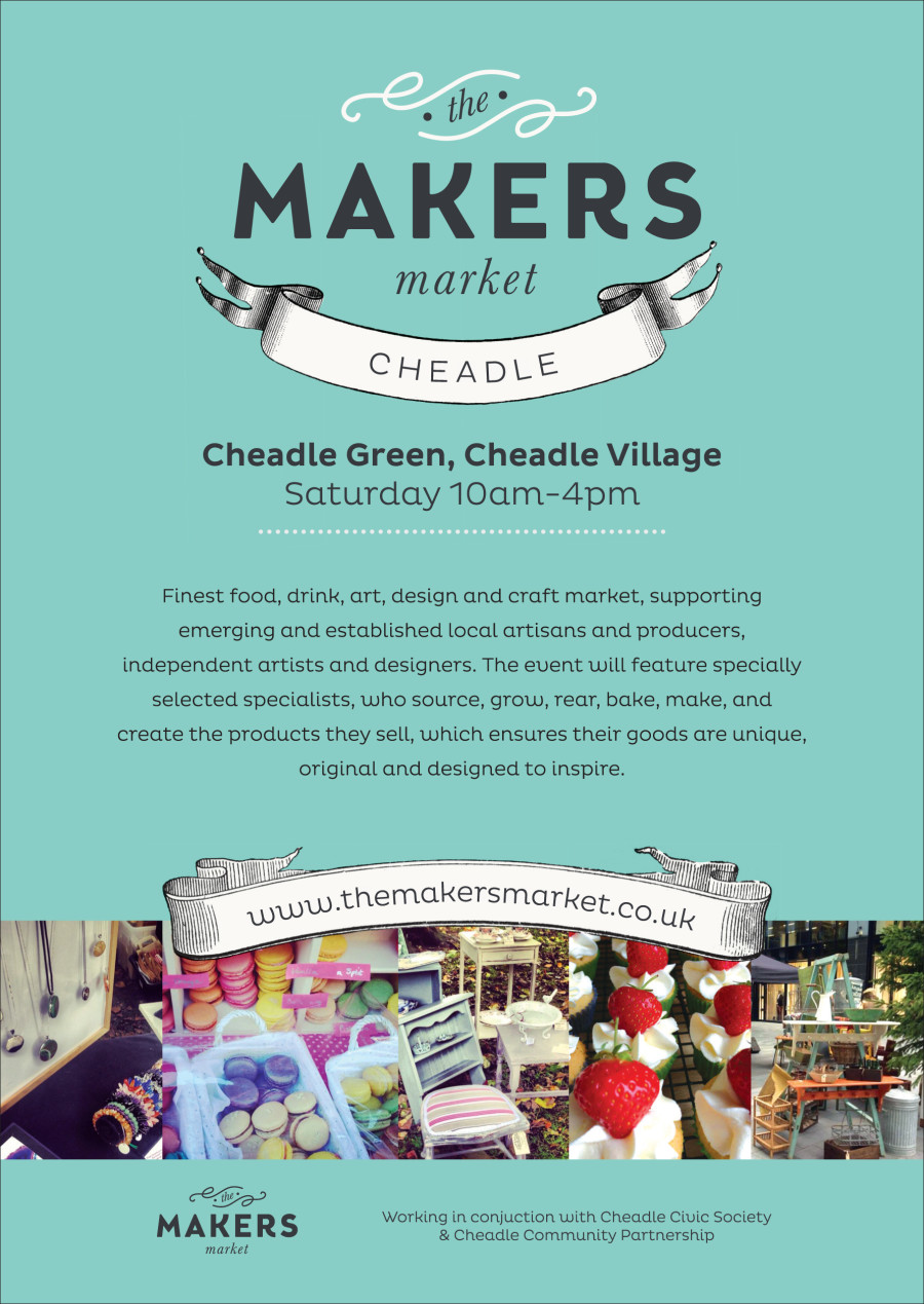 Cheadle Makers Market