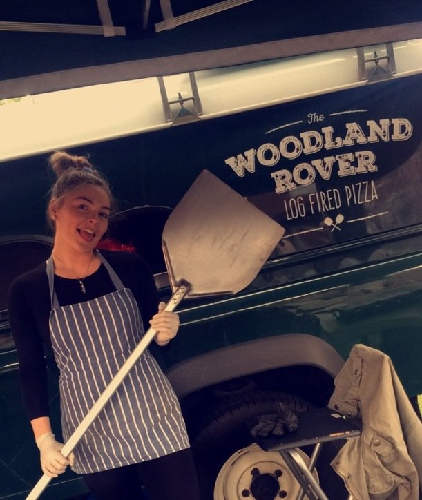 Woodland Rover is talk of the festival