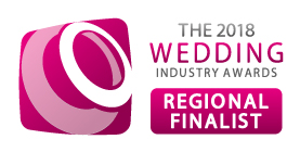 WEDDING INDUSTRY AWARDS FINALIST